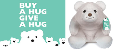 BUY A HUG GIVE A HUG