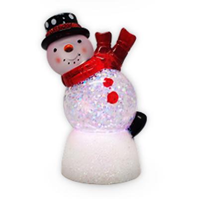 ミニバディー マフラー スノーマン <クリスマス>