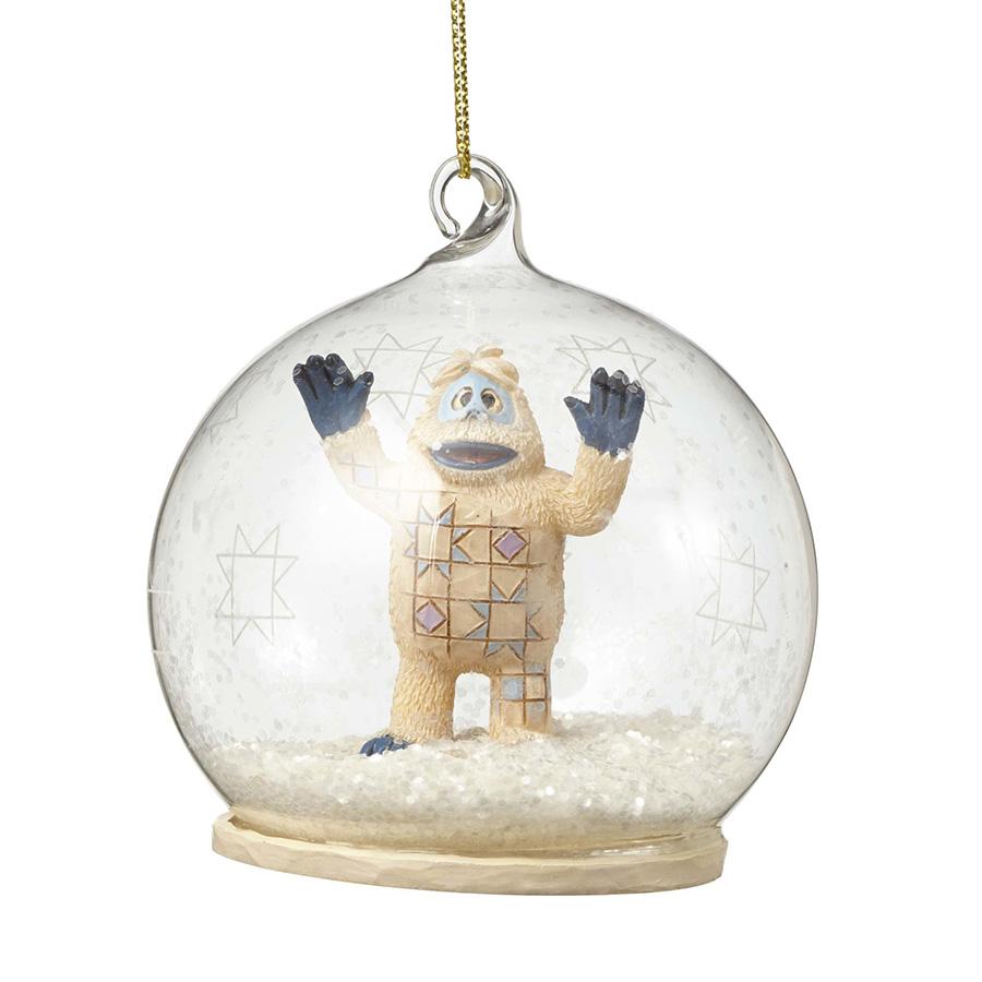 【JIM SHORE】ルドルフ -Bumble Dome Ornament- <クリスマス>