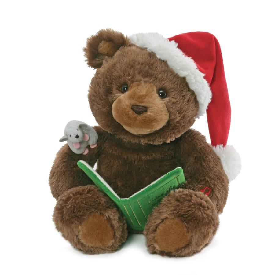 ◇先行予約◇【GUND】ホリデーべア <クリスマス>