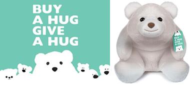 BUY A HUG GIVE A HUG