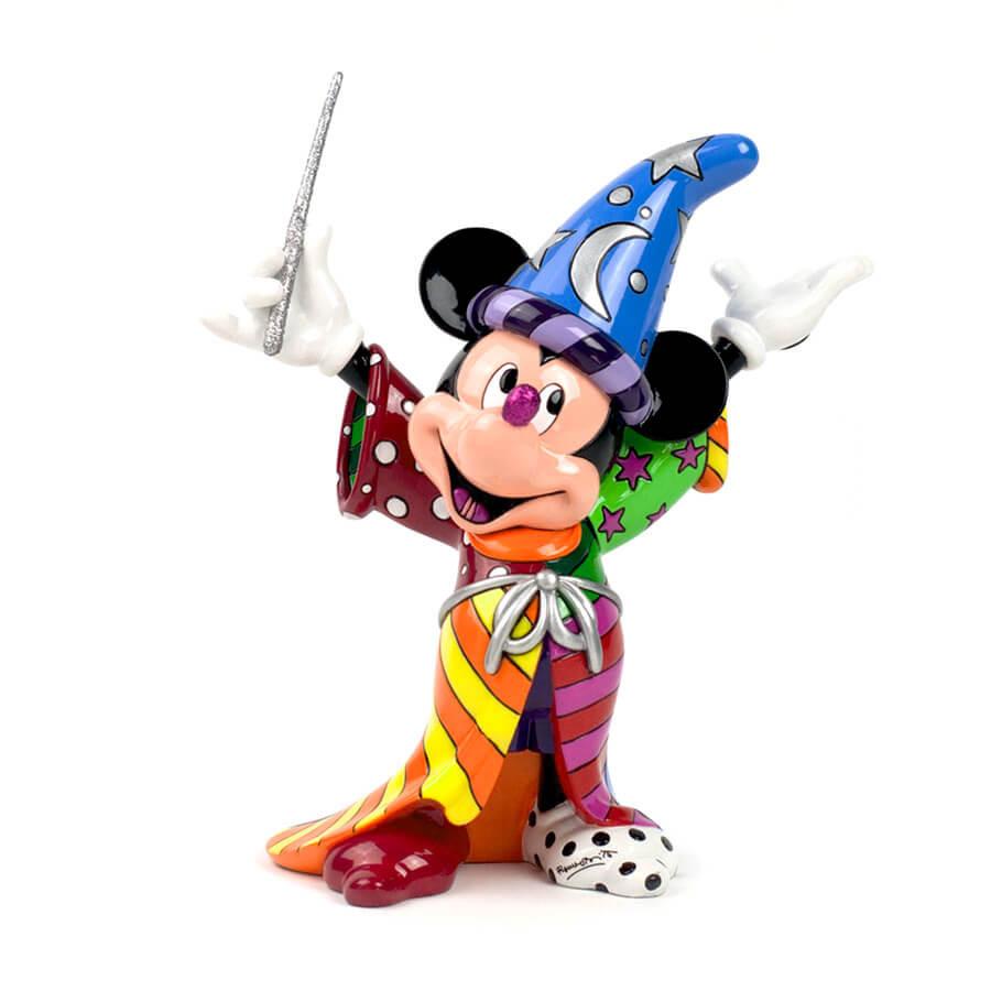 【Disney by Britto】魔法使いミッキー ファンタジア マジック