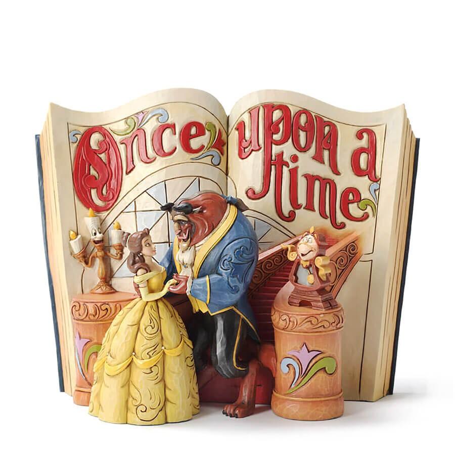 【Disney Traditions】美女と野獣 ストーリーブック