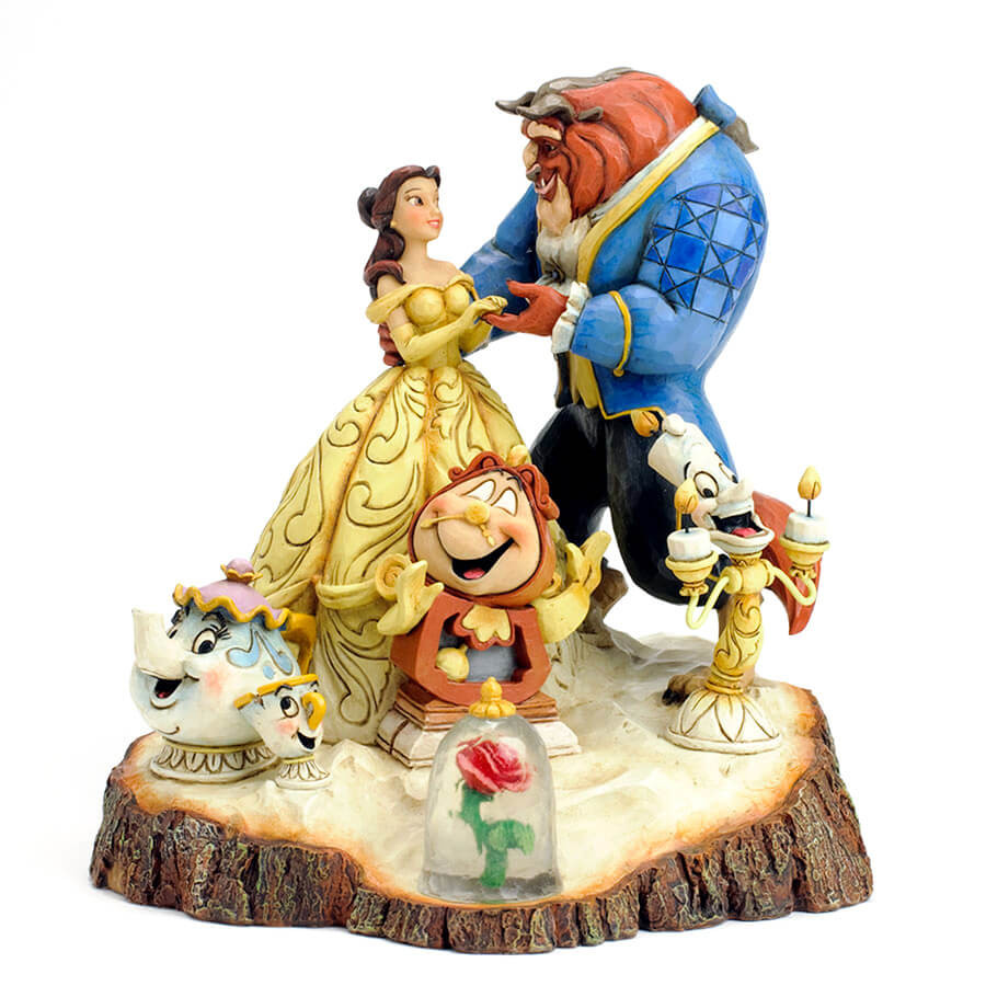 【Disney Traditions】美女と野獣 テイル アズ オールド アズ タイム
