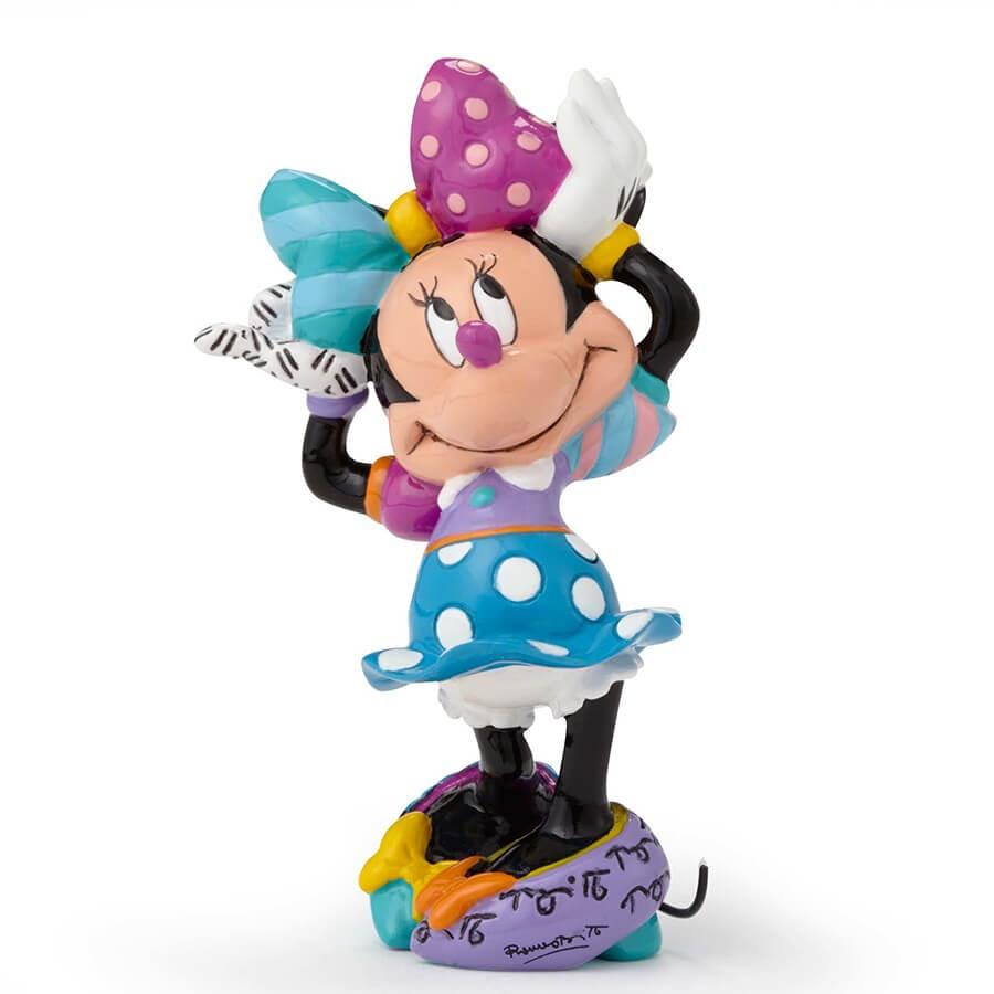 【Disney by Britto】ミニー スタンディングポップ ミニフィギュア