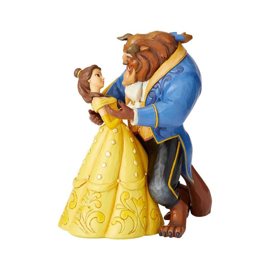 【Disney Traditions】美女と野獣 25周年アニバーサリーモデル