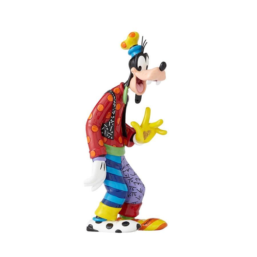 【Disney by Britto】グーフィー 85周年アニバーサリーモデル
