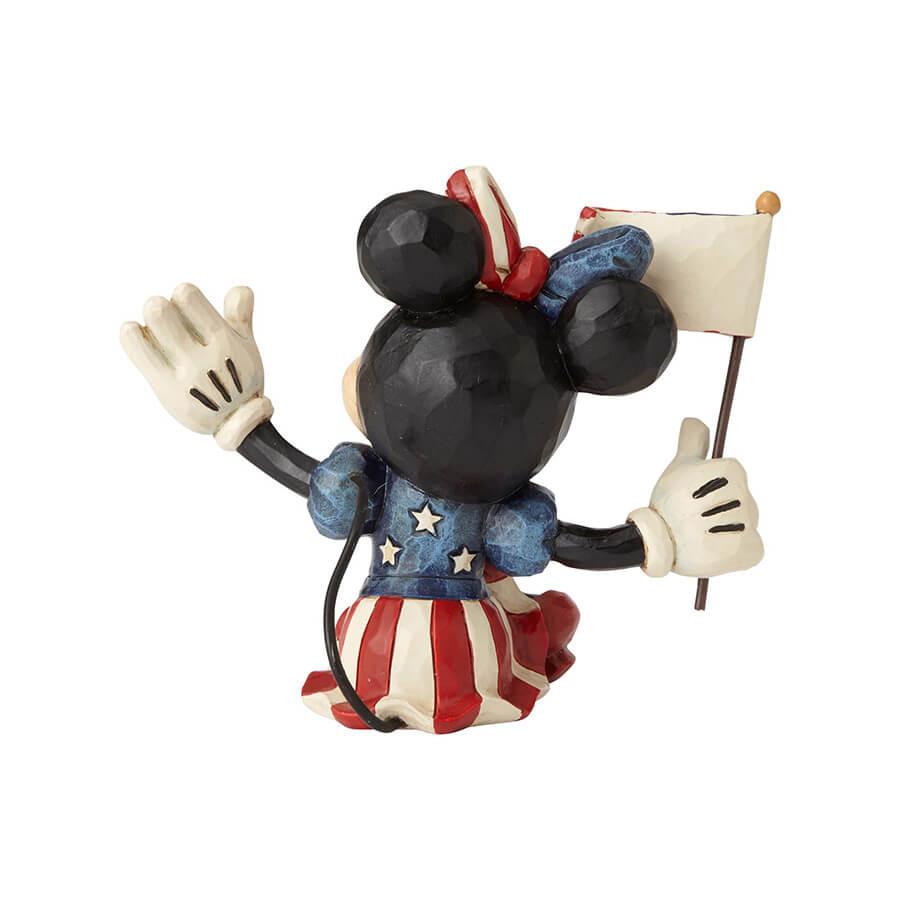 【Disney Traditions】ミニー アメリカンフラッグ