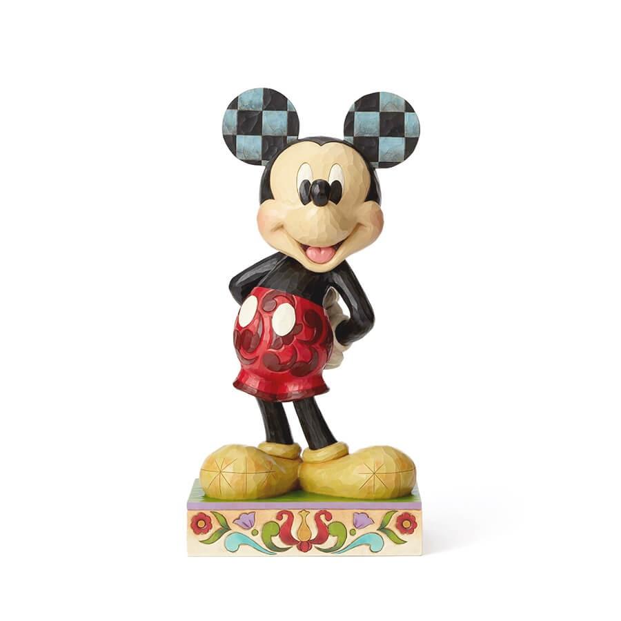 【Disney Traditions】ミッキー ビッグフィギュア