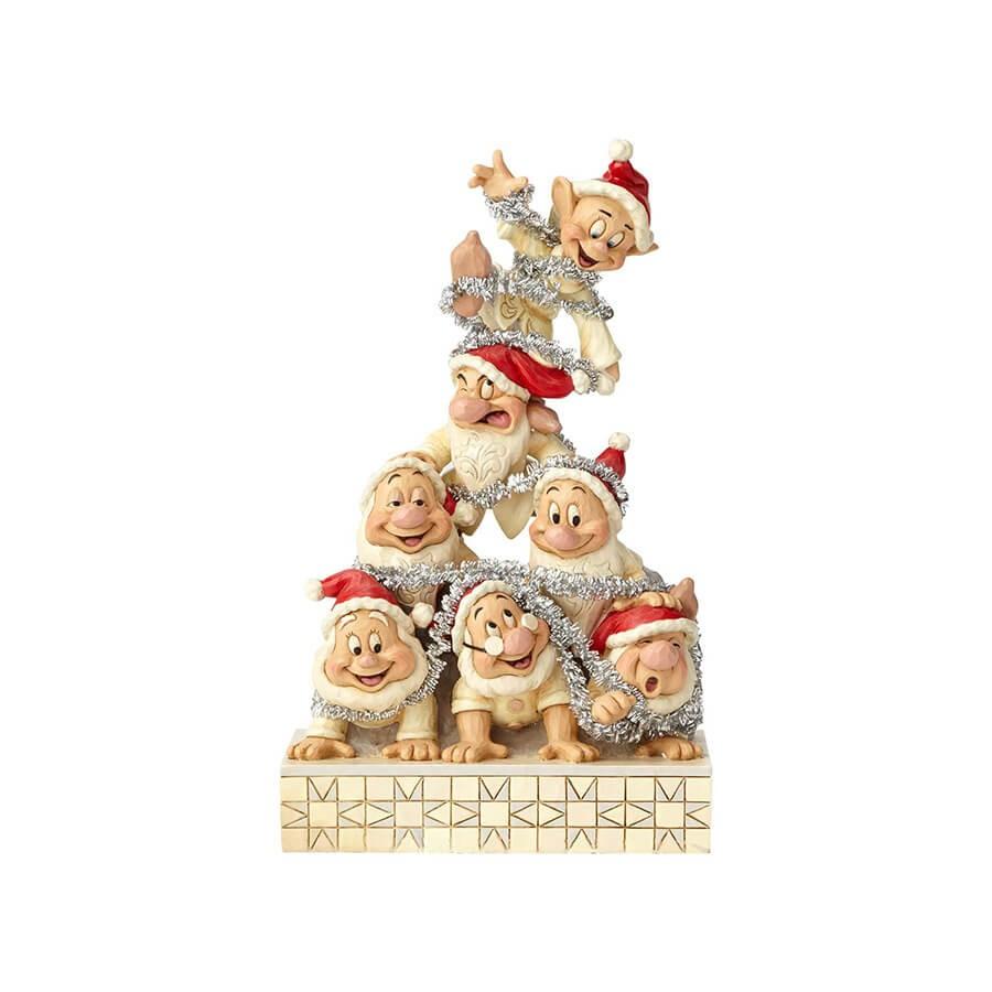 【Disney Traditions】七人のこびと クリスマスツリー