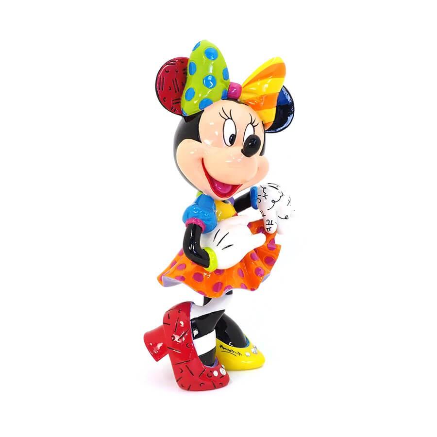 【Disney by Britto】ミニー 90周年アニバーサリーモデル