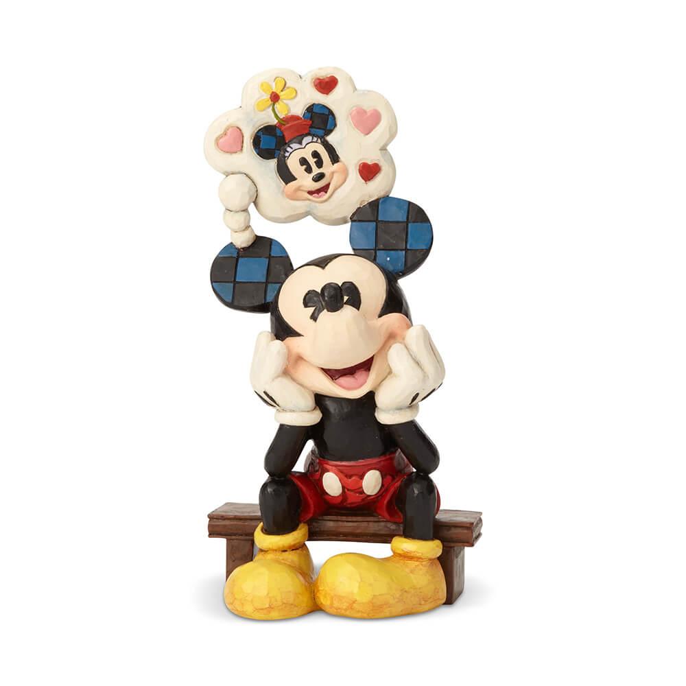 【Disney Traditions】ミッキー シンキング オブ ユー