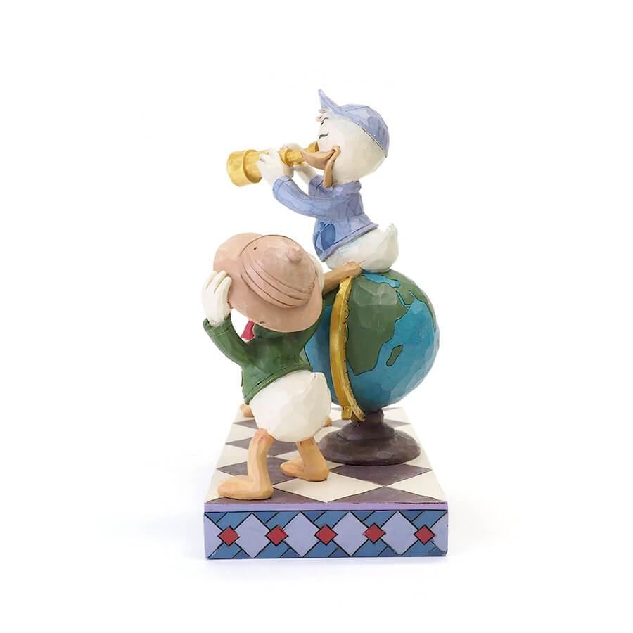 【Disney Traditions】ヒューイ&デューイ&ルーイ ダックテイルズ