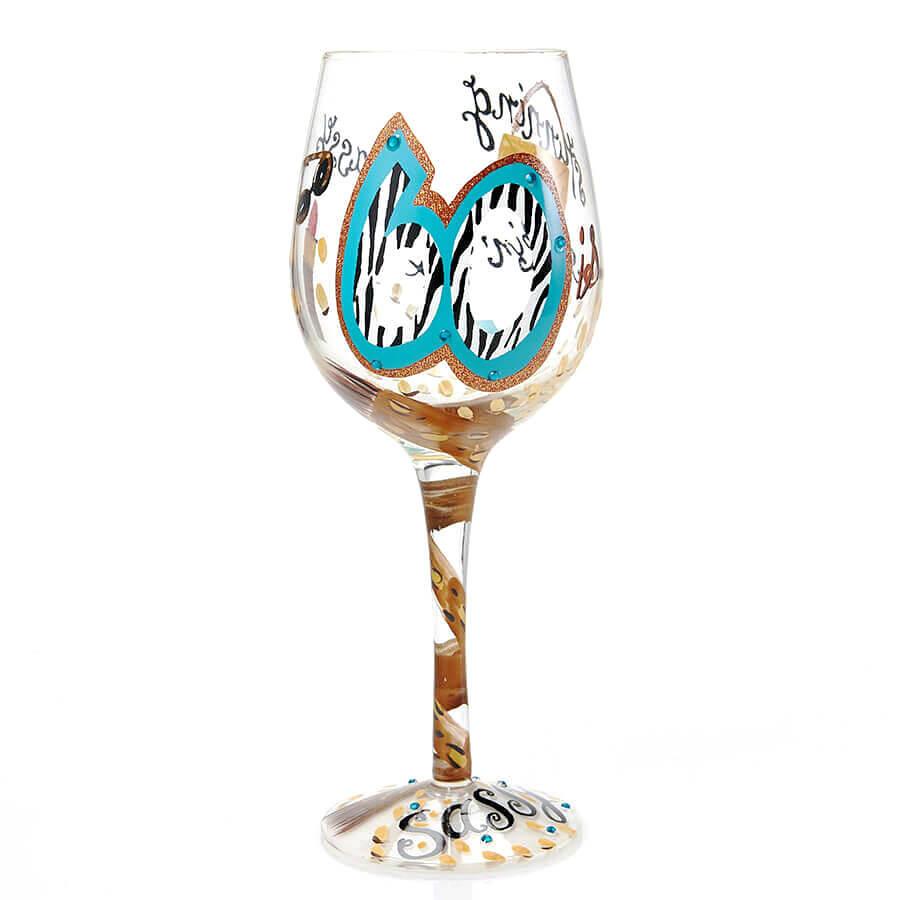 【Lolita】ワイングラス 60 AND SASSY
