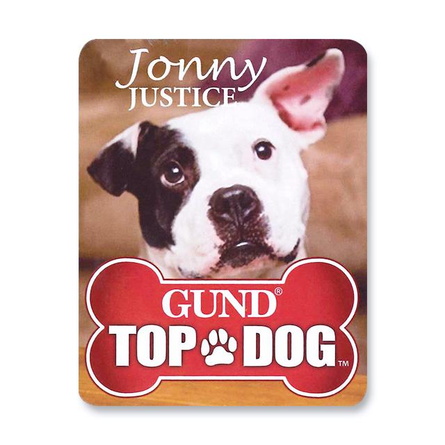 【GUND】ジョニー ジャスティス ドッグ