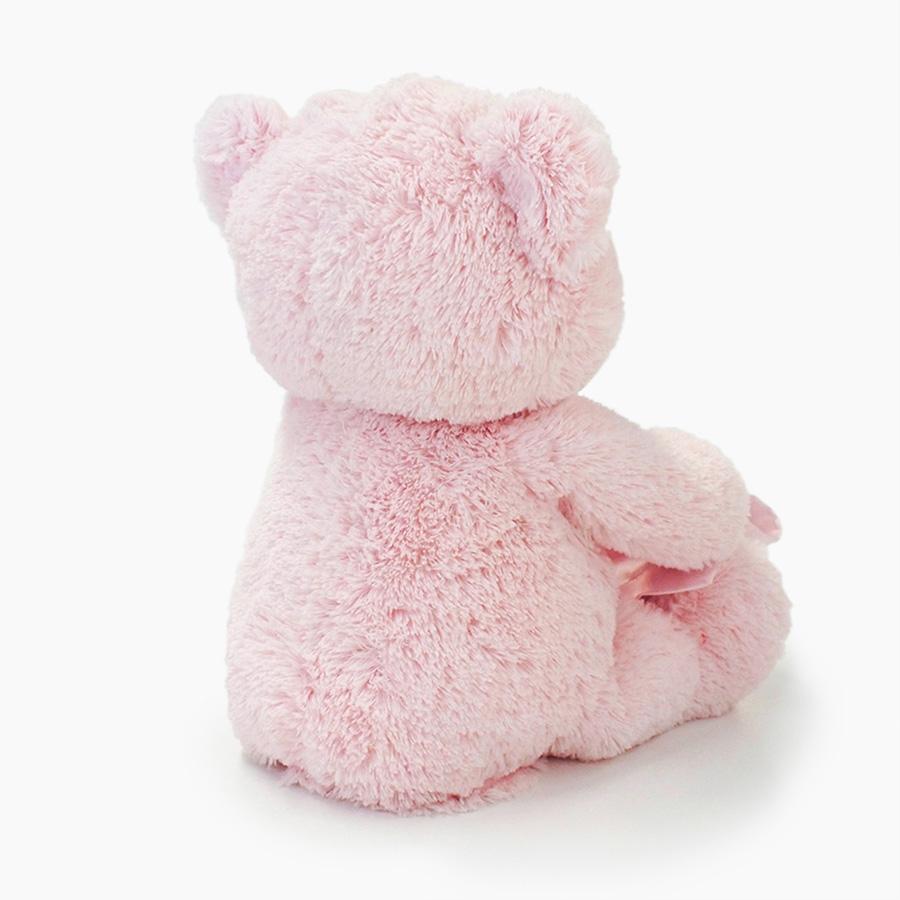 【GUND】マイ 1st テディ  ピーカーブーベア ピンク