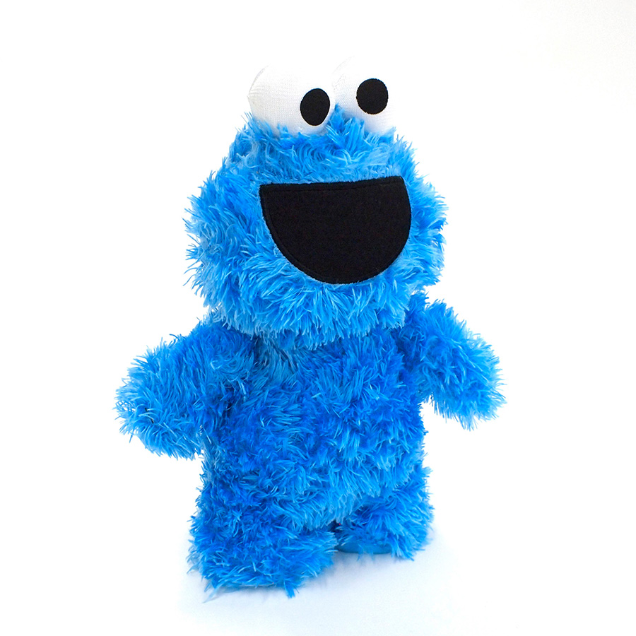 ◇SALE!75%OFF!【GUND】セサミストリート ナイトライト -Cookie Monster-