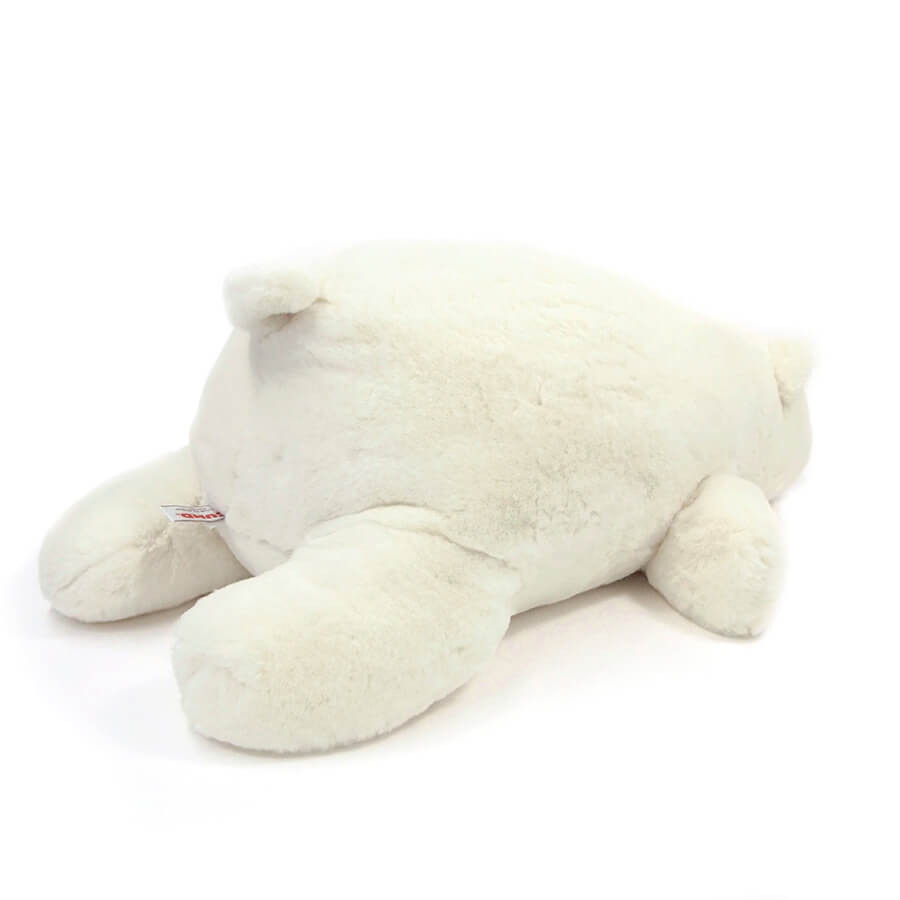【GUND】スナッフル べア ホワイト 抱きまくら