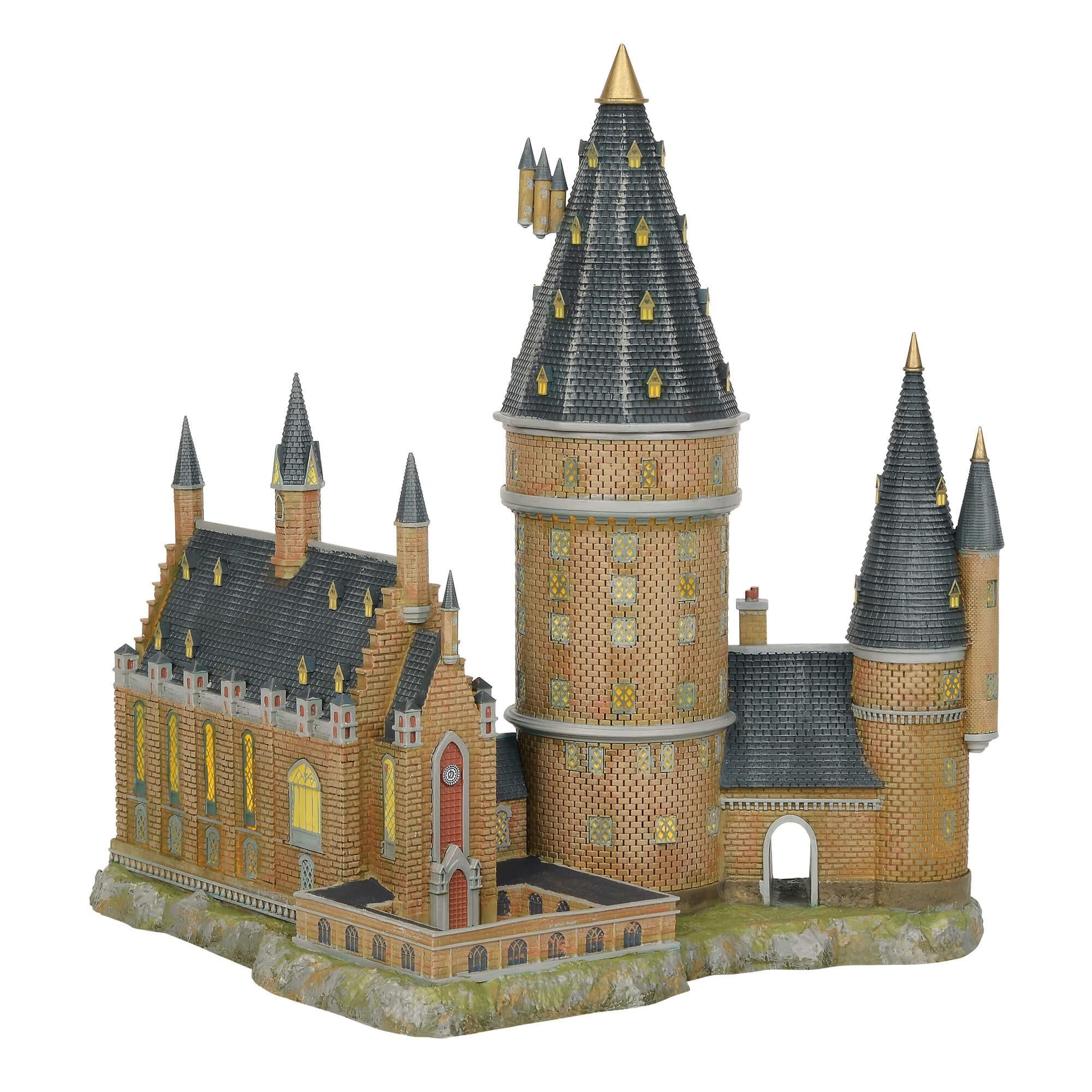 【Department 56】ハリーポッター ホグワーツ魔法魔術学校 大広間&天文台