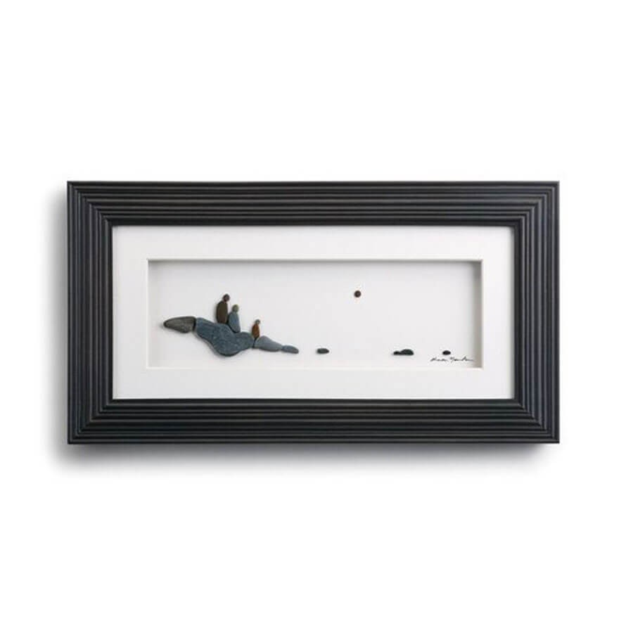 【The Sharon Nowlan Collection】Three of Us Wall Art
