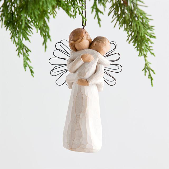 【Willow Tree】エンジェルズ エンブレイス オーナメント