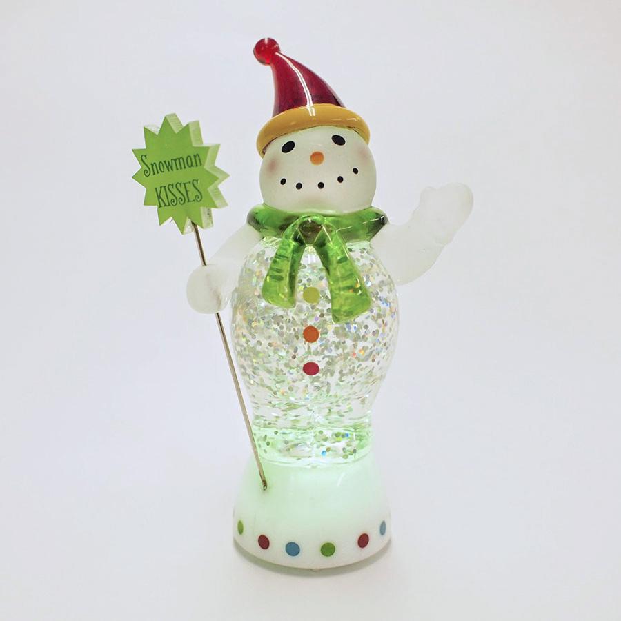 ◇先行予約◇ミニバディ ニットハットスノーマン <クリスマス>