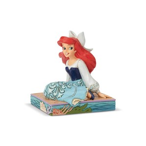 ◇先行予約◇【Disney Traditions】 −Ariel Personality Pose−