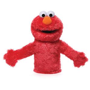【GUND】セサミストリート パペット -Elmo-