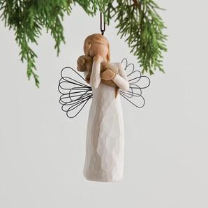 【Willow Tree】エンジェル オブ フレンドシップ オーナメント