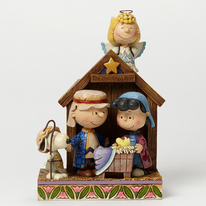 ◇先行予約◇【Jim Shore】Peanuts Christmas Pageant <クリスマス>