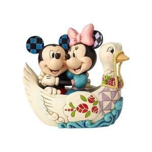 ◇先行予約◇【Disney Traditions】ミッキー&ミニー スワン