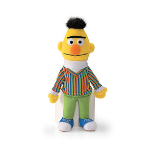 【GUND】セサミストリート ビーンバッグ -Bert-