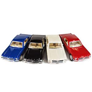1964 1/2 フォード マスタング (4柄アソート)
