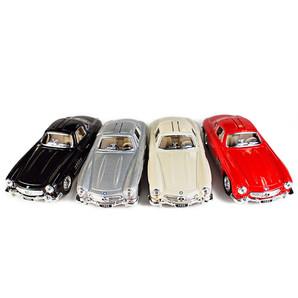 1954 メルセデス ベンツ 300SL クーペ (4柄アソート)