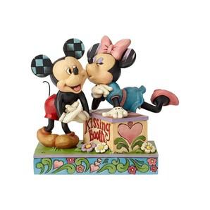 ◇先行予約◇【Disney Traditions】ミッキー&ミニー キスブース