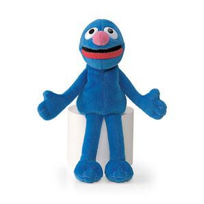 【GUND】セサミストリート ビーンバッグ -Grover-