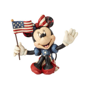 【Disney Traditions】−Mini Patriotic Minnie−