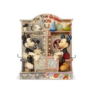 【Disney Traditions】ミッキー 90周年アニバーサリーモデル