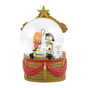 ◇先行予約◇【Department56】Peanuts −Christmas Pageant Globe− <クリスマス>