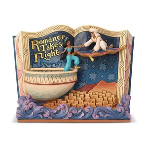 【Disney Traditions】アラジン ストーリーブック