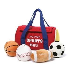 【GUND】マイ 1st スポーツバッグ プレイセット