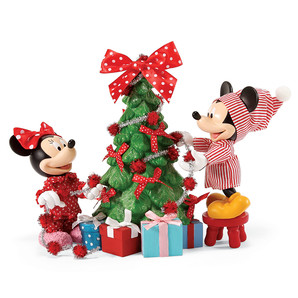 ◇先行予約◇【Department56】Disney -Hung With Care-  <クリスマス>