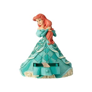 【Disney Traditions】 −Ariel with Shell Charm−