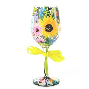 【Lolita】ワイングラス WILDFLOWERS