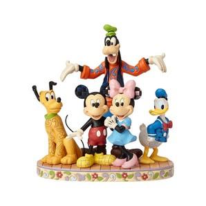 ◇先行予約◇【Disney Traditions】ミッキー&フレンズ ファブファイブ
