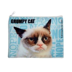 """◇SALE!75%OFF!【GANZ】グランピーキャット ポーチ """"Grumpy Cat"""""""