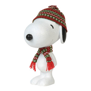 ◇先行予約◇【Department56】Peanuts −Big Dog Snoopy Figurine− <クリスマス>