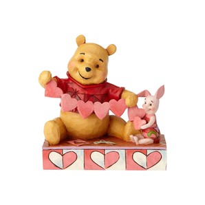 ◇先行予約◇【Disney Traditions】 −Pooh and Piglet Heart−