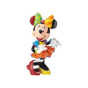 ◇先行予約◇【Disney by Britto】ミニー 90周年アニバーサリーモデル