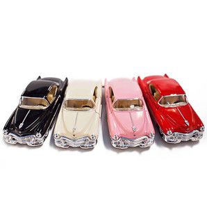 1953 キャデラック シリーズ 62 クーペ (4柄アソート)